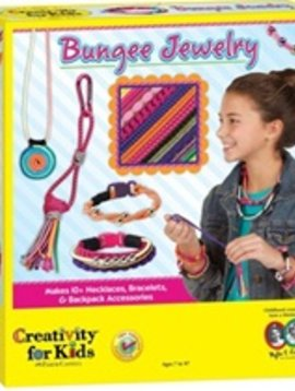 Creativity for Kids - Bungee Jewelry