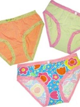 Esme Loungewear Panty 3-pack - Garden