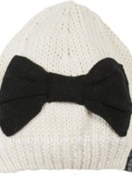 Jean Bourget - Knit Bow Hat