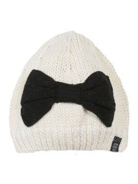 Jean Bourget Jean Bourget - Knit Bow Hat