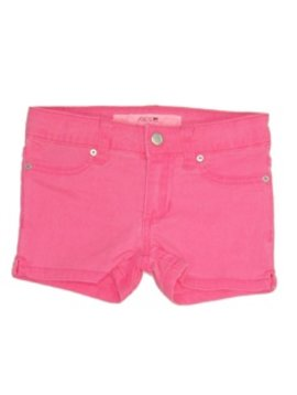 Neon Pink Mini Short - Size 7