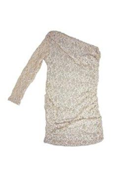 Submarine Blush Lace Dress 12Y