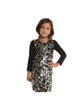 Haven Girl New Years Dress