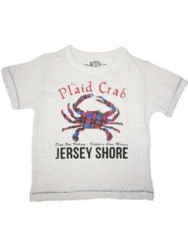 Little Traveler Crab Slub Tee