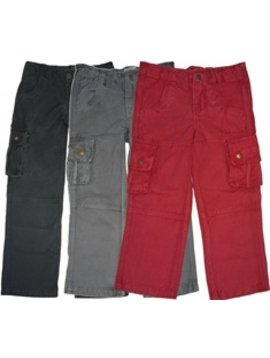Little Traveler Cargo Pants