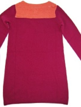 Autumn Cashmere Autumn Cashmere - Sequin Yoked Dress (12Y)
