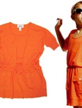 Autumn Cashmere Autumn Cashmere - Dolman Pocket Dress