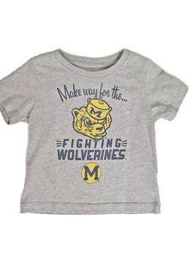 Tailgate Michigan Baby Tee