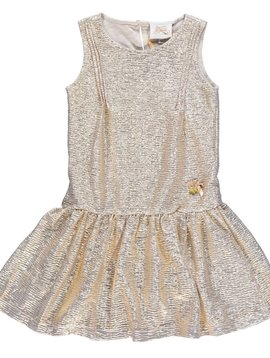 Le Chic Royal Gold Dress