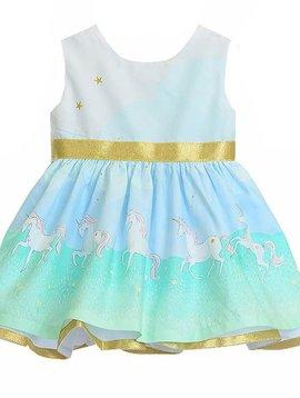 Misc Baby Unicorn Magic Party Dress