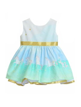 Misc Baby Unicorn Magic Party Dress