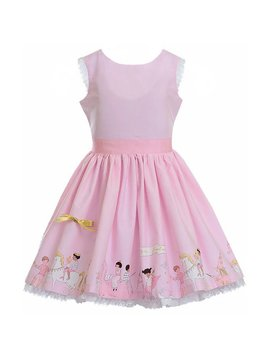 Misc Pink Parade Party Dress