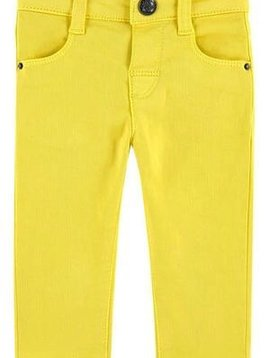 IKKS Yellow Denim Pant