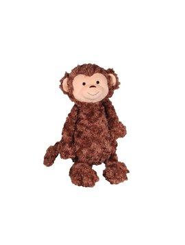 Zubels Plush Brown Monkey