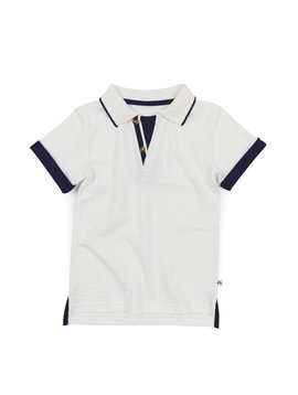 Appaman Traverse Polo - White