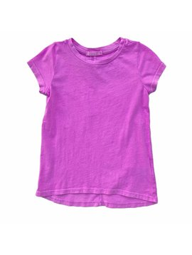 LAmade Scoop Tee - Neon Purple