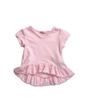 LAmade Baby V-Neck Ruffle - Ballet