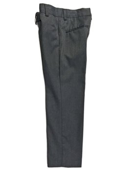 Leo & Zachary Slim Dress Pant - Charcoal