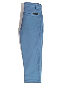 Leo & Zachary Slim Pant -  Blue