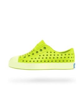 Native Shoes Jefferson Glow - Chartreuse