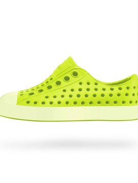Native Shoes Jefferson Glow - Charteuse Green