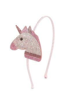 Bari Lynn Emoji Headband - Unicorn