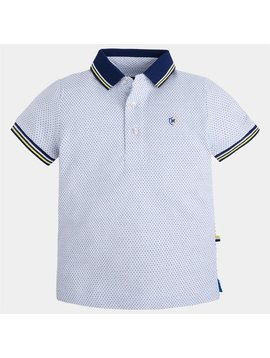 Mayoral Jaquard Polo