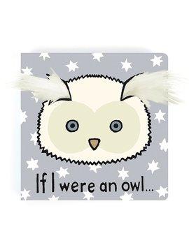 Jellycat If I Were an Owl