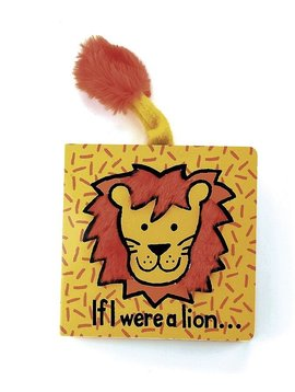 Jellycat If I Were an Lion