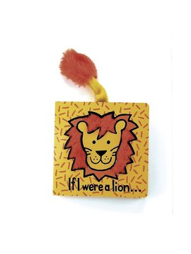 Jellycat If I Were an Lion