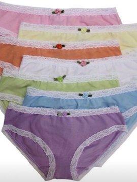 Esme Loungewear Panty 7-Pack Rainbow