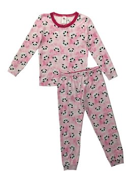 Esme Loungewear Panda Long Sleeve Pajama