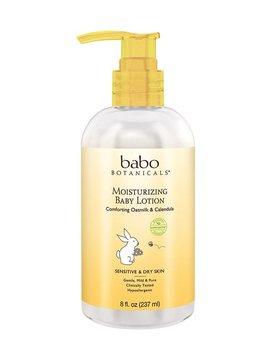 Babo Botanicals Moisturizing Baby Lotion