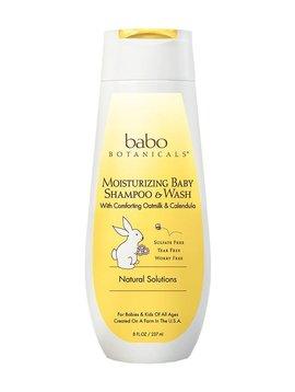 Babo Botanicals Moisturizing Baby Shampoo