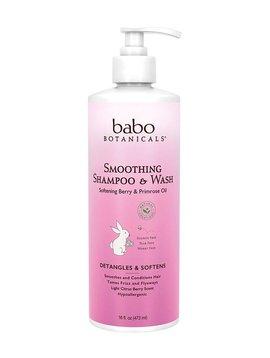 Babo Botanicals Berry Primrose Shampoo - Family Size
