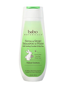 Babo Botanicals Swim and Sport Shampoo