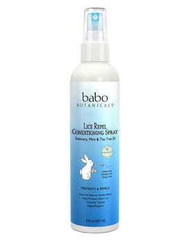 Babo Botanicals Lice Repellent Conditoning Spray