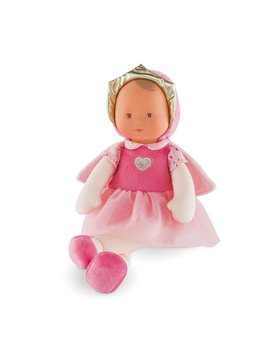 Corolle Dolls Princess Pink Cotton Flower