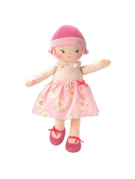 Corolle Dolls Lili Pink Cotton Flower