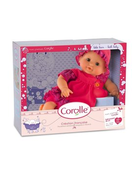 Corolle Dolls Bebe Bath Raspberry