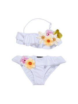 Stella Cove Flared Flower Bikini