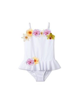Stella Cove Flower Swimsuit