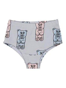 Hugo Loves Tiki Undies - Gummy Bear/ Pink Stripe