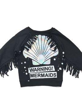 Plastic Jus Shell Sweater Franzim