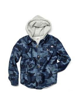 Appaman Glen Hooded Jacket
