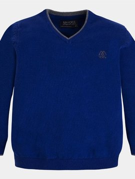 Mayoral Sapphire Cotton Sweater
