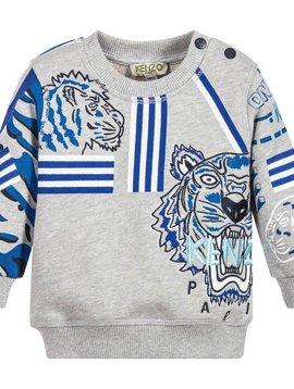 Kenzo Chilio Grey Sweatshirt