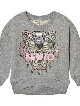 Kenzo Girls Sequin Tiger Sweatshirt