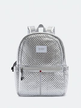 STATE KANE - Silver Quilted