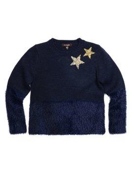Imoga Charley Sweater - Navy